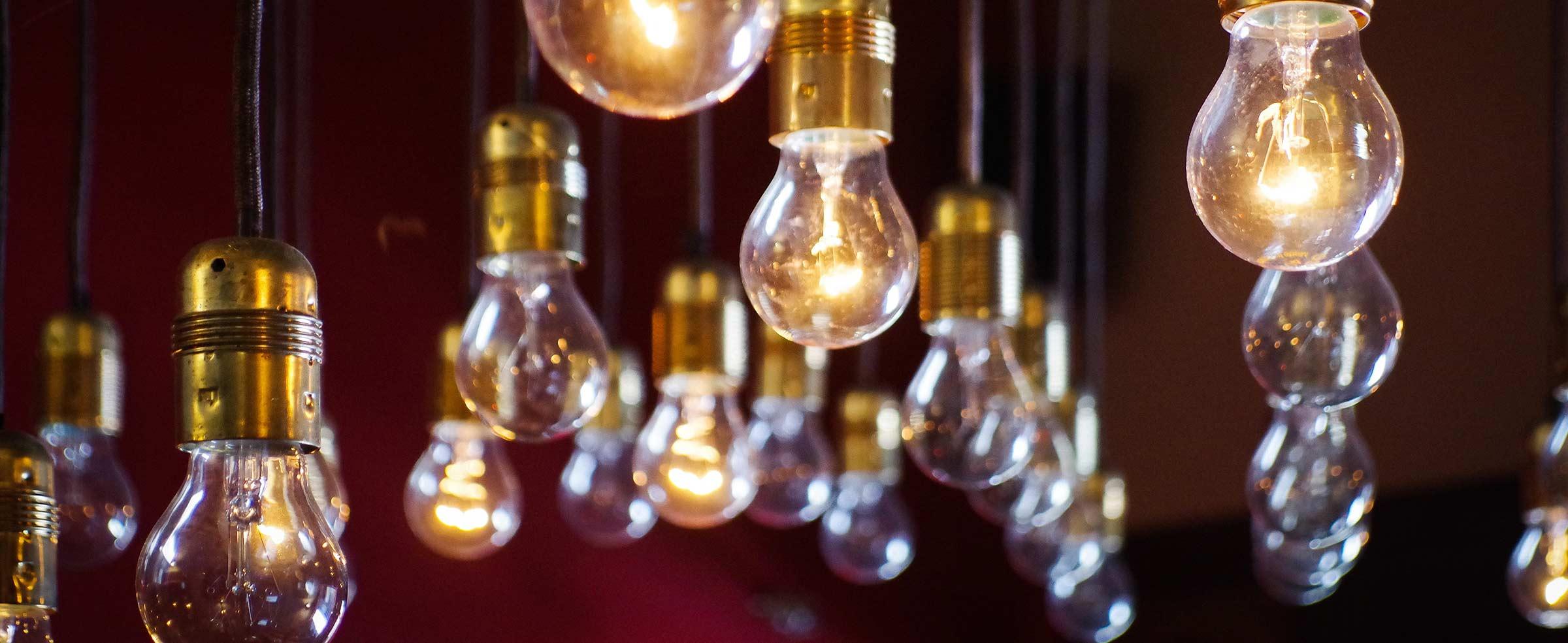 Lightbulbs | RDB Electrical